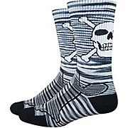 Defeet Levitator Trail Bonehead Socks