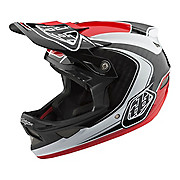 Troy Lee Designs D3 Carbon MIPS Helmet - Mirage Red 2018