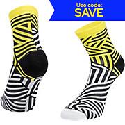 Ratio Dash 10cm Sock Yellow