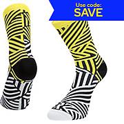 Ratio Dash 16cm Sock Yellow