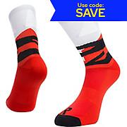 Ratio Horizon 16cm Sock Red