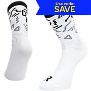 Ratio Swap Sock 16cm Sock White