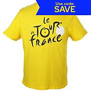 Tour de France Leader Logo T-Shirt 2018