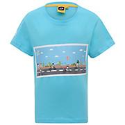 Tour de France Carte Graphic Kids T-Shirt 2018