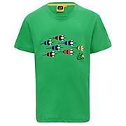 Tour de France Cyclistes Logo Kids T-Shirt 2018