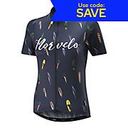 Morvelo Womens Plume Short Sleeve Jersey SS18