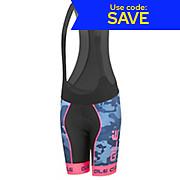 Alé Womens PRR Camo Bib Shorts SS18