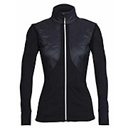 Icebreaker Womens Ellipse Long Sleeve Zip Jacket AW16