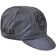 Cinelli Crest Cap Grey AW18