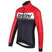 Santini Meridian Warmsant Winter Jacket AW17