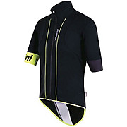 Santini Reef Water And Wind Resistant Jersey AW17