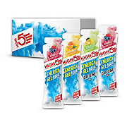 High5 Energy Gel Aqua Mixed Flavour Pack