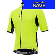 Santini Beta Light Short Sleeve Wind Jersey 2018