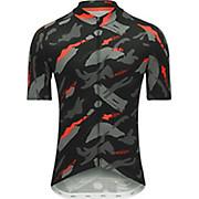 dhb Blok Short Sleeve Jersey - Tiger Camo AW18