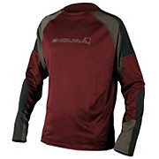 Endura MT500 Burner Jersey Long Sleeve