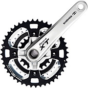Shimano XT M770 Triple 9 Speed Chainset