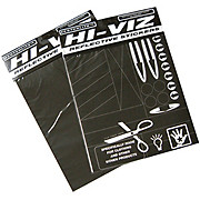 Respro Hi-Viz Plain Sticker Sheet