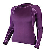 Endura BaaBaa Merino Womens LS Base Layer SS17