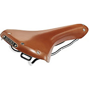 Brooks England Swallow Classic Chrome Saddle