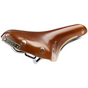 Brooks England Swift Chrome Saddle