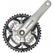 Shimano Deore M542 Triple Chainset