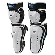 Brand-X X MKII Knee & Shin Guards - White