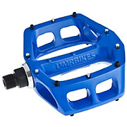 DMR V8 Grease Port Flat Pedals