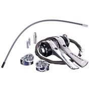 Shimano Dura-Ace 7900 10sp Down Tube Shifter Set