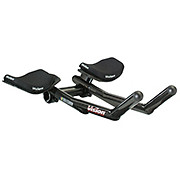 Vision Carbon Pro Clip On Bar Set J-Bend