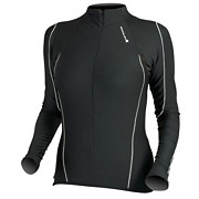Endura Womens Xtract Zip Neck Base Layer 2013