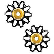 Token Jockey Wheels - Alloy-Tiramic