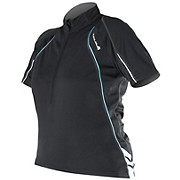 Endura Womens Rapido Short Sleeve Jersey -Black 2013