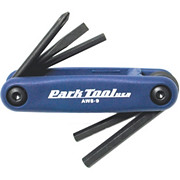 Park Tool Folding Allen Key & Screwdriver Set AWS9