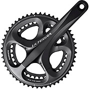 Shimano Ultegra 6700 Double 10sp Chainset Grey