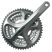 Shimano Ultegra 6703 Silver Triple 10sp Chainset