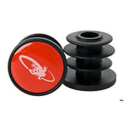 Lizard Skins Deluxe MTB Bar End Plugs