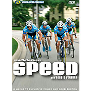 CycleOps Real Rides Speed Training DVD
