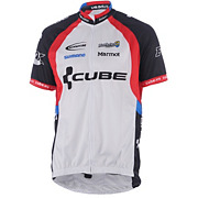 Cube Teamline Short Sleeve Jersey