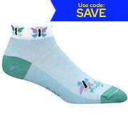 SockGuy Butterfly Womens Socks