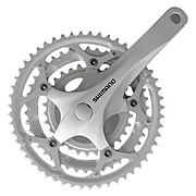 Shimano 2303 Square Taper Triple 8sp Chainset