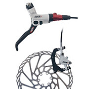 Avid Elixir CR Carbon Disc Brake - White 2010