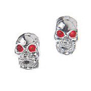 Trik-Topz Skull Valve Caps