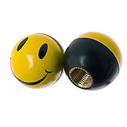 Trik-Topz Smiley Valve Caps