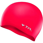 TYR Wrinkle Free Silicone Swim Cap