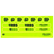 Polaris RBS Reflective Stickers