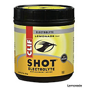 Clif Bar Shot Electrolyte Drink Tub