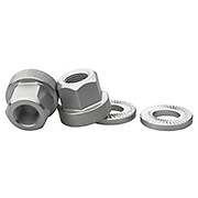 Sun Ringle Axle Nut Kit - Sun Light Front-Rear 2013