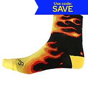 SockGuy Fireball Socks
