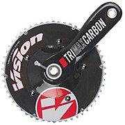 Vision Trimax 10sp Carbon BB30 Double Crankset