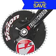 Vision Trimax 10sp Carbon BB30 Double Crankset